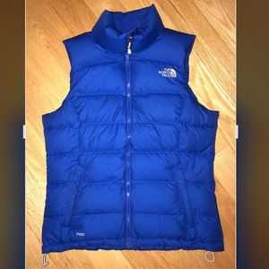 THE NORTH FACE Nuptse ll 700 Down Puffer Vest sz S